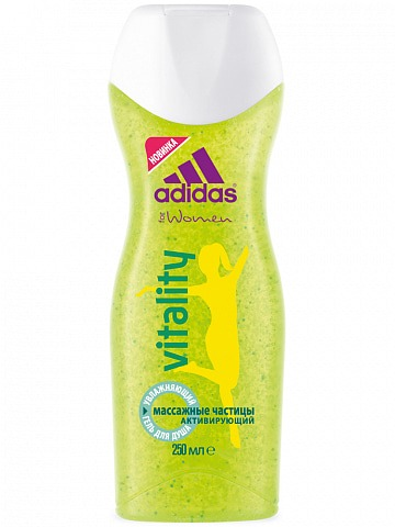 Shower Gel Female Гель для душа 250 мл vitality